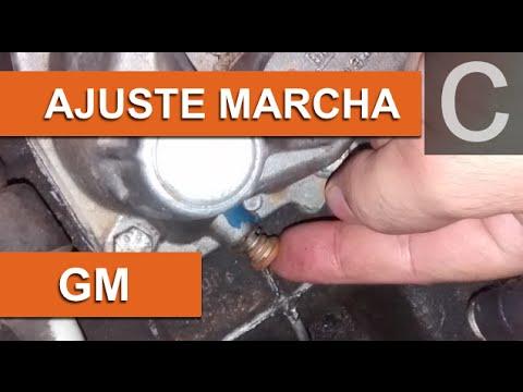 Dr CARRO Sincronizando Alavanca Marcha GM - Corsa, Monza, Kadett, Ipanema,Vectra