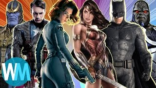 Video Top 10 Biggest Differences Between Marvel and DC MP3, 3GP, MP4, WEBM, AVI, FLV Juli 2017