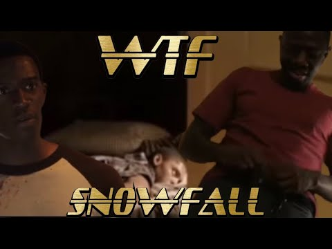 "SNOWFALL Season 1 Episode 3 1x3 'SLOW HAND' ""INTERROGATION""REACTION"
