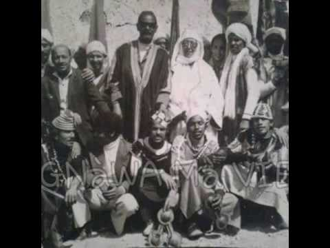 the splendid master gnawa musicians of morocco (antilles) : 1992(5)