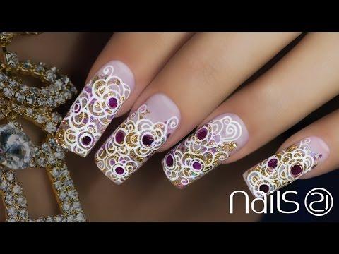 nail art agra