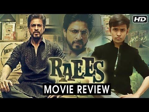 Raees - Movie Review | Shah Rukh Khan | Nawazuddin