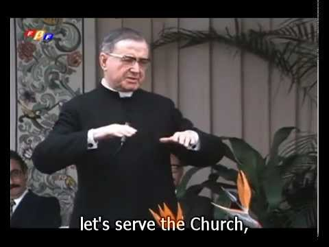 """How can we help the Church?"""