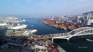 KOREA Busan  Time lapse 2016 부산타임랩스