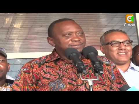 Uhuru's Plea: Respect Supreme Court Ruling