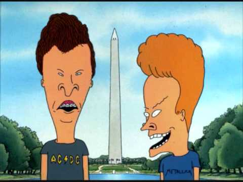 Beavis And Butthead- I Got You Babe/Come To Butthead ( Reprise ) (видео)
