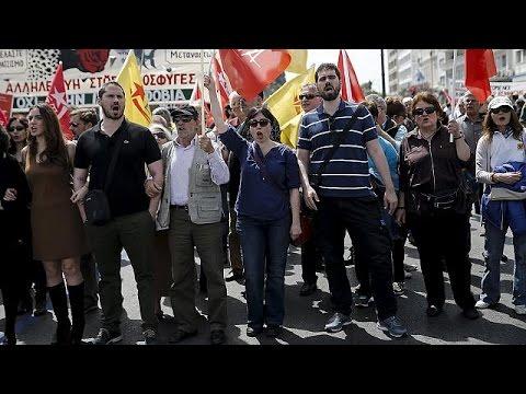Ελλάδα: Λουκέτο στο δημόσιο από την 24ωρη απεργία της ΑΔΕΔΥ