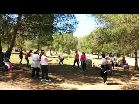 Programa de Actividad Físico Deportiva para Mayores lunes 20 de abril 2015