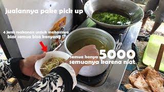 Video DAGANGAN LARIS BANGET !! NIAT MEMBUAT ORANG KENYANG | INDONESIA STREET FOOD #405 MP3, 3GP, MP4, WEBM, AVI, FLV April 2019