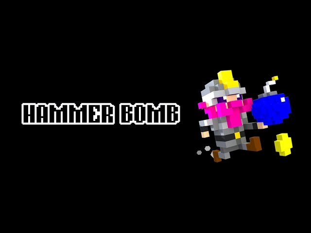 Hammer Bomb Launch Trailer! It's on...