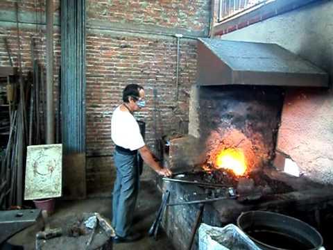 Soldadura en Fragua - Forge Welding