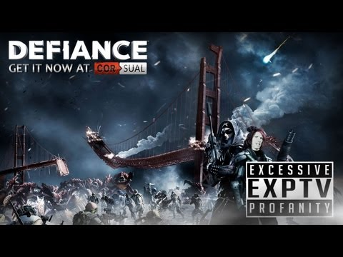 Corsual Let's Play Livestream: Defiance
