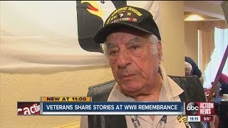 101st Airborne Division members gather for a reunion in Tampa