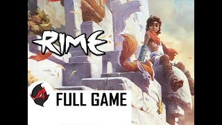 RiME Gameplay Walkthrough - FULL Game (Let's Play Commentary) https://youtu.be/h44t6IoP5lYStreamed originally on twitch.http://www.twitch.tv/tetraninjaRiME walkthrough! Walkthrough and Let's Play Playthrough of RiME with Live Gameplay and Commentary in high definition at 60 fps. This RiME walkthrough will be completed showcasing every level, mission, boss, and story ending. Rime begins with a boy washed ashore a mysterious island. As the boy explores the island, guided by a magical fox, he encounters a mysterious man in a red cape on several occasions but never reaches him. During the progress of the game, the boy has recollections about how he came to the island, and it is revealed that the man in red was his father, who was with him on a boat before he fell into the sea and the red piece of cloth the boy always carries was ripped off from his cape while his father was trying to prevent him from falling. After reaching the heart of the island, the boy leaves the island and his spirit reaches his father, implying that he died. The father lets the piece of cloth fly to the wind, apparently accepting the loss of his sonSubscribe: http://bit.ly/1NYsK7DTwitter Page: http://twitter.com/tetraninjaFacebook Fan Page: http://on.fb.me/kxJqjNTwitchTV : http://www.twitch.tv/tetraninjaDeveloper: Tequila WoksPublisher: Grey Box, Six FootRelease: May 27, 2017Genre: PuzzlePlatforms: PlayStation 4, Xbox One, Nintendo Switch, Windows PC