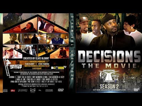 """DECISIONS"" The Movie Trailer"