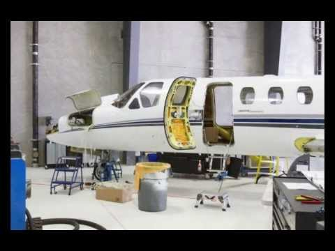 Citation V Ultra – Executive Aircraft Maintenance-(EAM).m4v