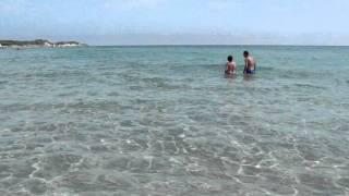 Otranto Italy  city images : Alimini beach (Otranto, Italy)