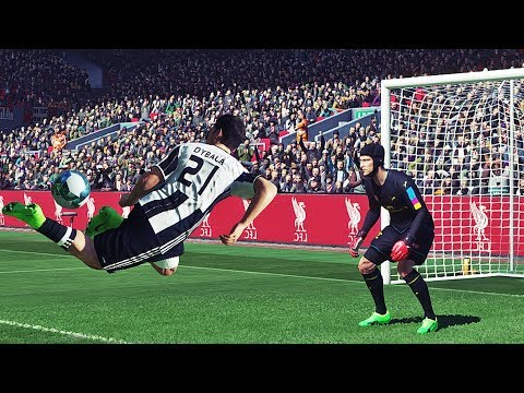 PES 2017 - Goals & Skills Compilation #11 HD 1080P 60FPS