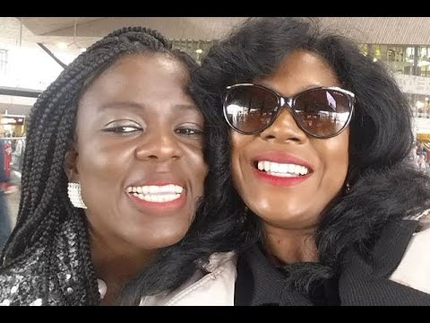 Susan Peters Vacations With Anita Hogan In Holland