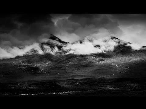 Black and White Landscape Photography Editing in Lightroom 6 - How to Get the Dark & Dramatic Look