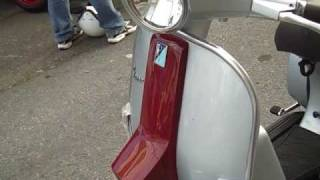 7. Vespa PX150 scooter for sale in San Francisco at SF Moto