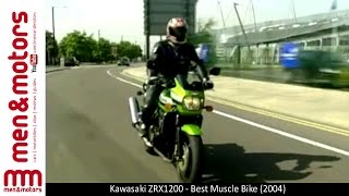 8. Kawasaki ZRX1200 - Best Muscle Bike (2004)