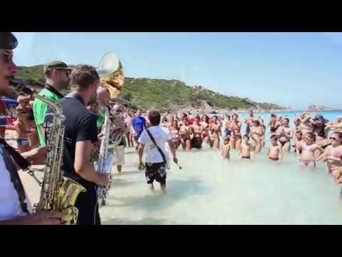Musica sulle Bocche sea and jazz in Sardinia