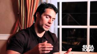 Five Questions for Henry Cavill USAToday