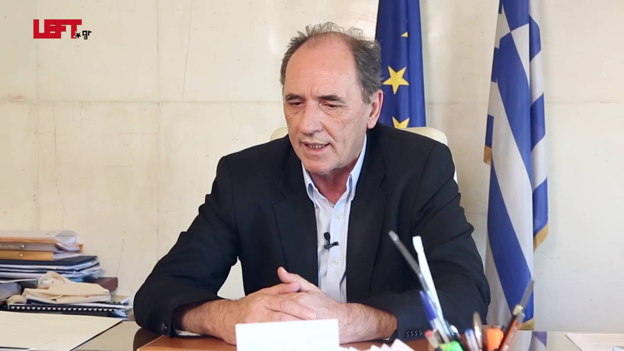 Συνέντευξη με τον υπουργό οικονομίας Γιώργο Σταθάκη