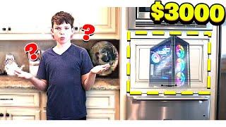 Video HIDING a $3000 *SECRET* COMPUTER from MY LITTLE BROTHER! MP3, 3GP, MP4, WEBM, AVI, FLV Januari 2019