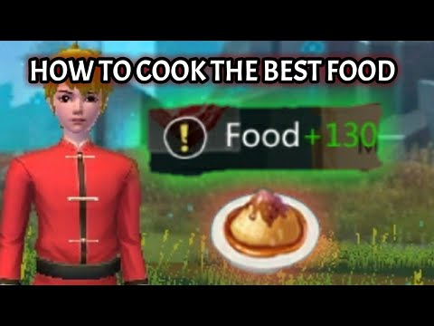 Best Food In Utopia Origin|How To Cook It|Utopia