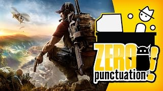 Ghost Recon Wildlands (Zero Punctuation)