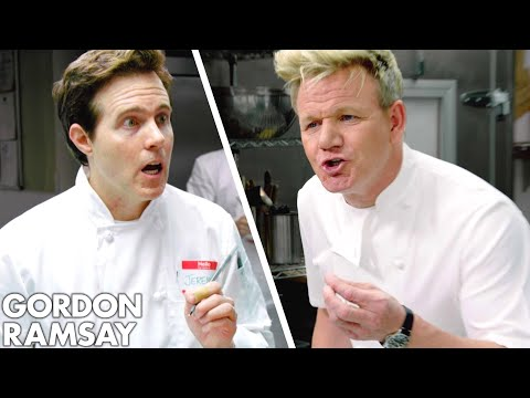ordon Ramsay Hilariously Teaches New Students How to Curse at the Academy of Kitchen