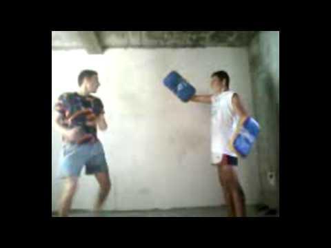 Martial Arts techniques and skills 2013 by MiTzA
