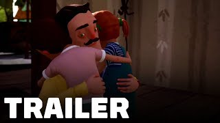 Hello Neighbor: Hide and Seek Reveal Trailer - PAX West
