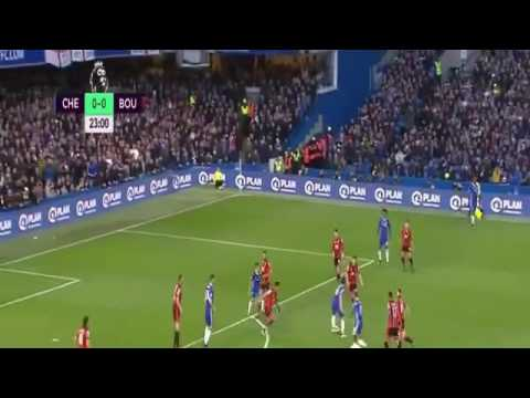Chelsea Vs Bournemouth All Goals 2-0 HD 2016/17