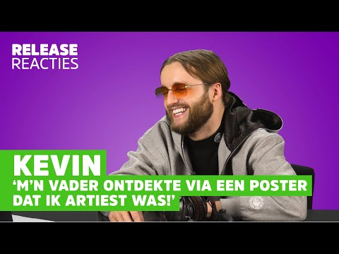 KEVIN over nieuwe track RONNIE FLEX & SNELLE!   Release Reacties