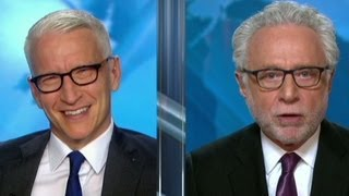 Video Wolf to Anderson Cooper: Quit giggling MP3, 3GP, MP4, WEBM, AVI, FLV Juli 2018