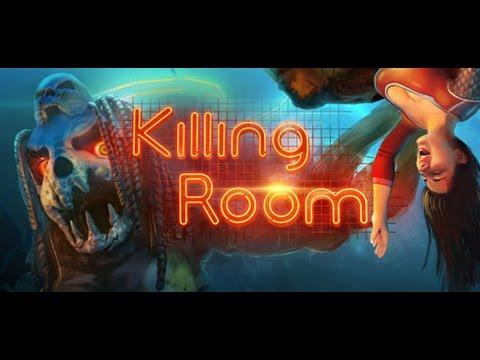 LIVE! Стрим Killing Room Игра Прохождение Обзор Экшен Аркада Шутер #1