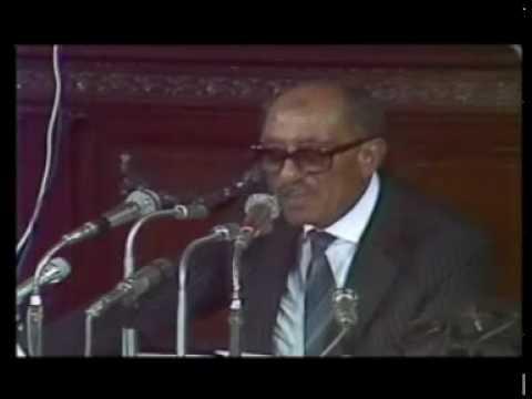 الخطاب الأخير للرئيس أنور السادات في مجلس الشعب كامل 14