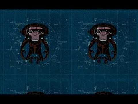 Gorillaz - Monkey racket lyrics