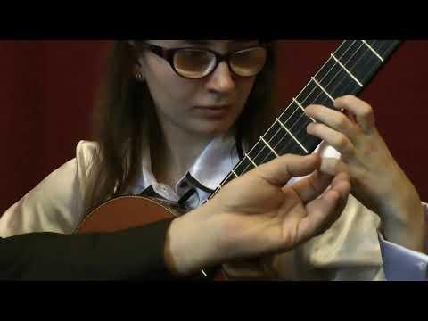 Агабабов В.П. Особенности формирования художественного образа произведения в работе со слепыми гитаристами