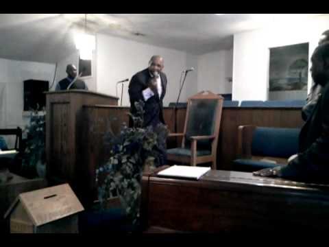 Pastor John Richardson @ Good Tree MBC (May 27, 2012) Stop Pouting and Start Shouting!!!