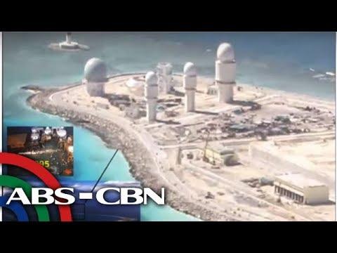 TV Patrol: China, tuloy sa paglagay ng estruktura sa West PH Sea