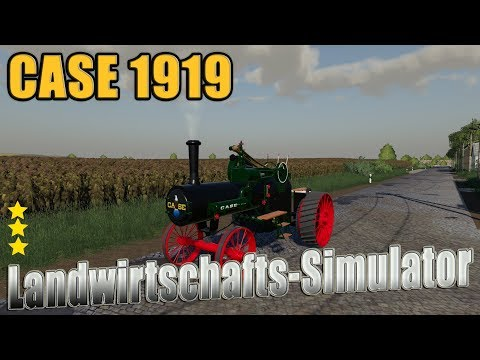 WMF Case 1919 Steam Tractor v1.0