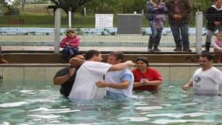 Batismo Realizado no dia 11/10/2015, nessa epoca a igreja era 21ºIEQ agora é 18ºIEQ.