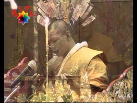 เทศน์มหาชาติกัณฑ์ที่ ๙ มัทรี:กัมพูชา