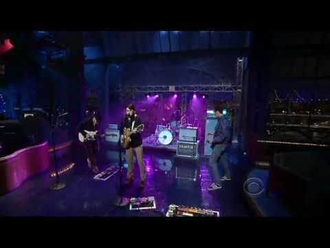 Vampire Weekend - Cousins @ David Letterman Show