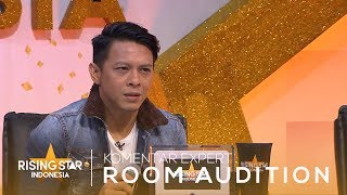 Video Akhirnya Indra Bisa Berduet Dengan Idolanya | Room Audition 2 | Rising Star Indonesia 2018 MP3, 3GP, MP4, WEBM, AVI, FLV April 2019