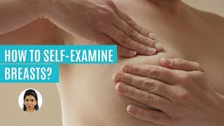 How to Perform a Self Breast Examination